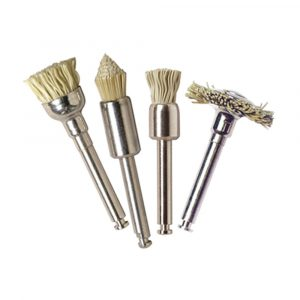 Groovy Diamond Polishing Brushes Occlusal