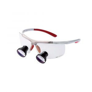 Quick Loupes Techne Red/White 2