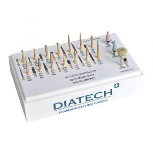 Diatech Aesthetic Dentistry Bur Kit Monik Vasant