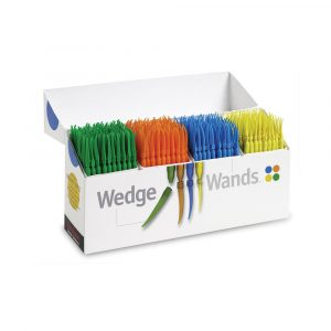 Wedge Wands Kit pk 400
