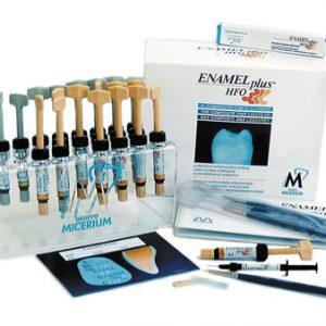 Enamel plus HFO 15 Syringe Complete Kit