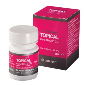 Ultracare Topical Anaesthetic Gel 30ml Tub
