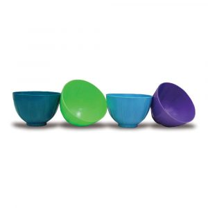 Mighty Mixer Bowl Assorted 36pk