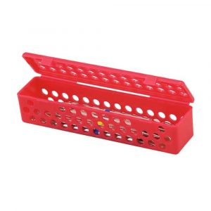 Steri-Container Jewel Red