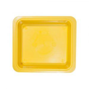 Procedure Tub Vibrant Yellow - Optident Ltd