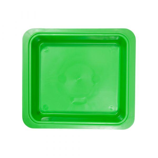 Procedure Tub Vibrant Green - Optident Ltd