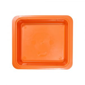 Procedure Tub Vibrant Orange - Optident Ltd