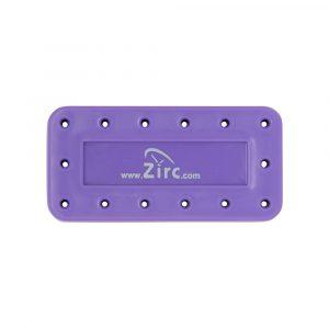 Bur-Block 14 Hole Vibrant Purple - Optident Ltd
