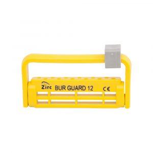 Steri-Bur Guard 12-Hole Vibrant Yellow - Optident Ltd
