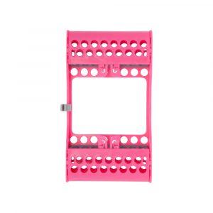 E-Z Jett Cassette 8-place Vibrant Pink - Optident Ltd