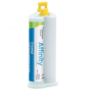 Affinity Crystal Cartridge 50ml - Optident Ltd