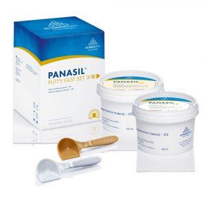Panasil putty fast set - Optident Ltd