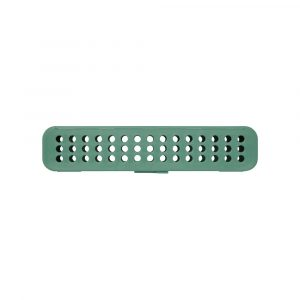 Compact Steri-Container Classic Green - Optident Ltd