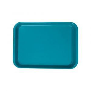 B-Lok Flat Tray Jewel Teal - Optident Ltd