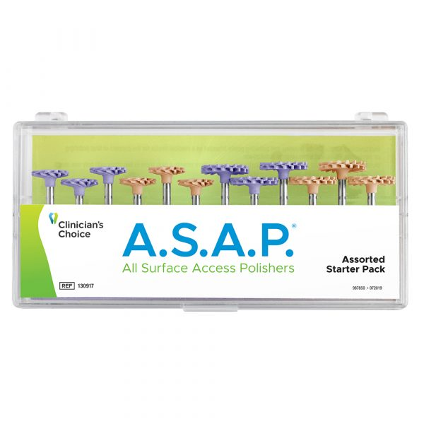 ASAP Assorted Starter Kit - Optident Ltd