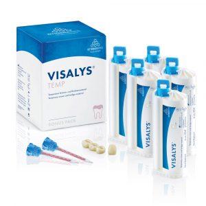 Visalys Temp A2 50ml - Optident Ltd