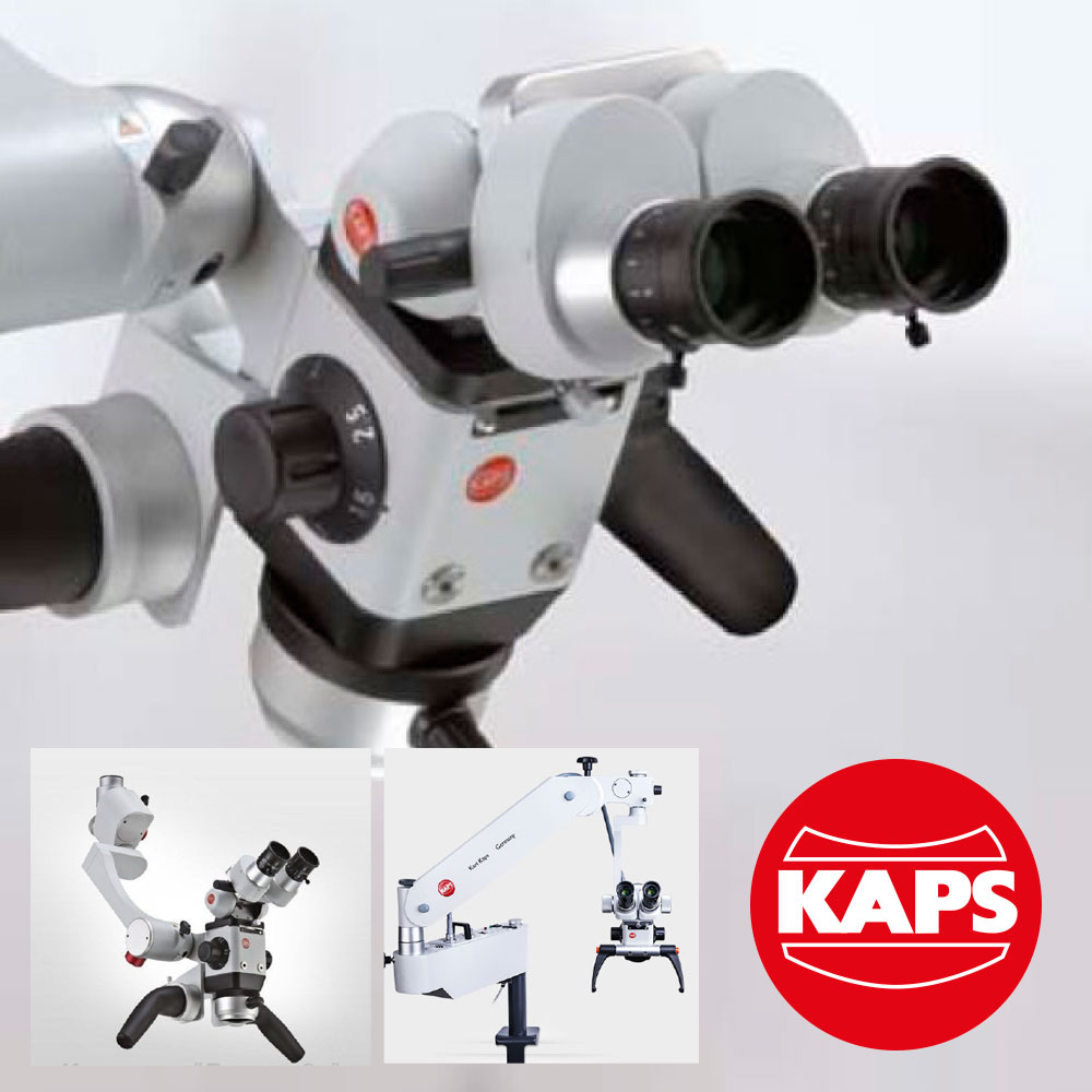 Kaps Microscopes - Optident