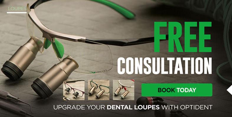 Dental Loupes Web Banner