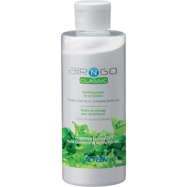 Air-N-Go Classic Powder Peppermint - Optident Ltd