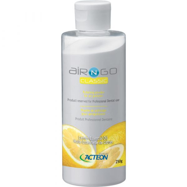Air N Go Classic Powder Lemon - Optident Ltd