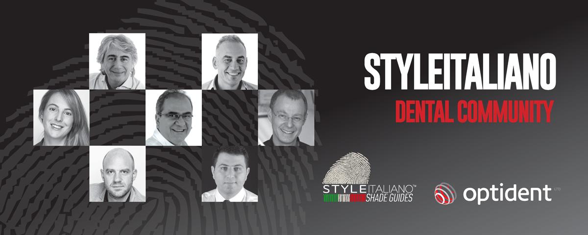 StyleItaliano Optident Partnership