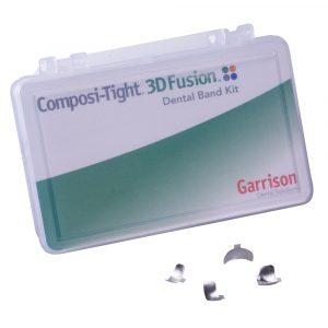Composi-Tight 3D Fusion Firm Matrix Band Mini Kit - Optident Ltd
