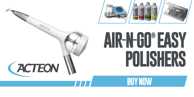 Acteon Home Page Banner - Air-N-Go Polishers