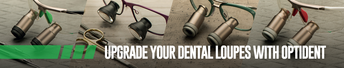 Dental Loupes by Optident