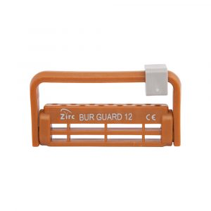 12 Hole Steri-Bur Guard Copper - Optident Ltd
