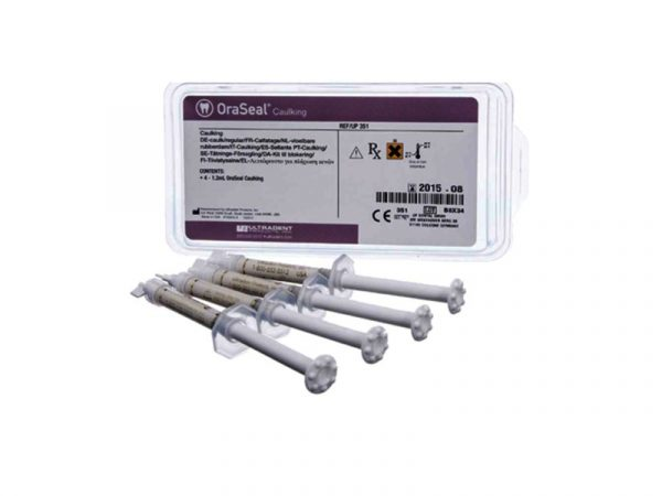 Oraseal Caulking and Putty Kit - Optident Ltd