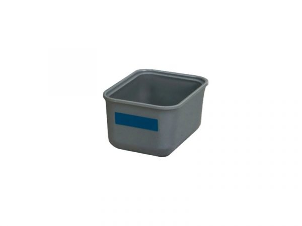 Zirc Single Tub Cup with Cover - Optident Ltd