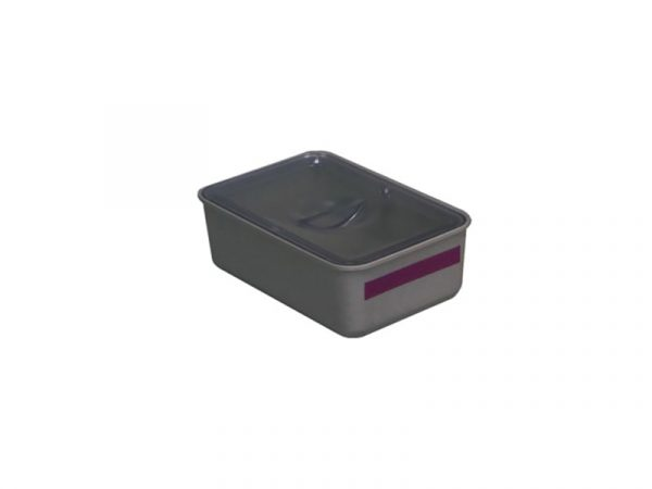 Zirc Double Tub Cup with Cover - Optident Ltd
