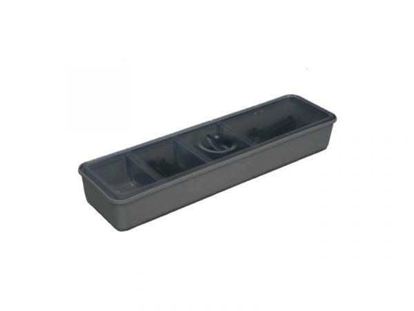 Zirc Long Tub Cup with Cover - Optident Ltd