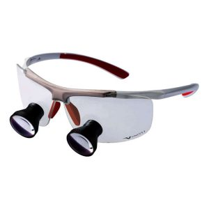 Quick Loupe Techne Red 45cm Medium - Optident Ltd