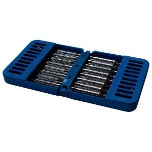 Compact Cassette Classic Blue - Optident Ltd