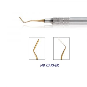 NB Composite Instrument Sculptor Carver - Optident Ltd