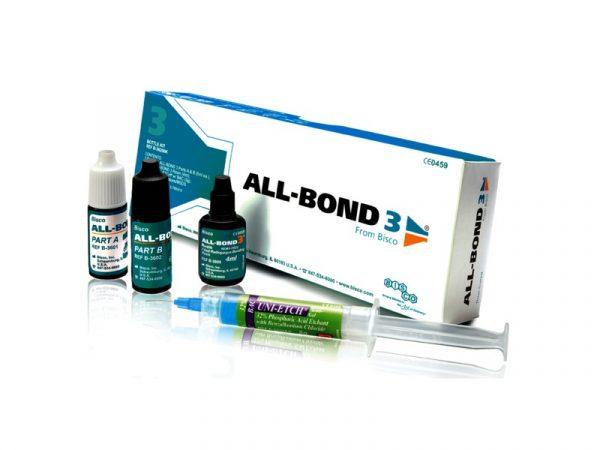 All-Bond 3 Kit - Optident Ltd