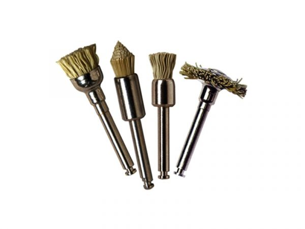 Groovy Occlusal Diamond Polishing Brushes - Optident Ltd