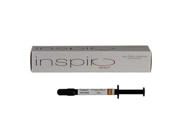 Inspiro Effect Shade Dark Brown - Optident Ltd