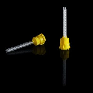 Yellow Mixing Tips 100 Pack - Optident Ltd