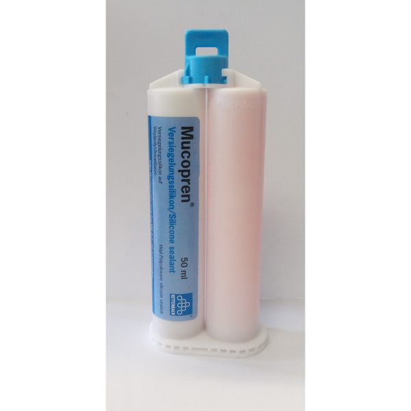 Mucopren Soft silicone sealant - Optident Ltd