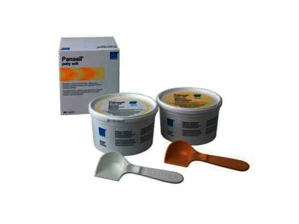 Panasil putty soft - Optident Ltd
