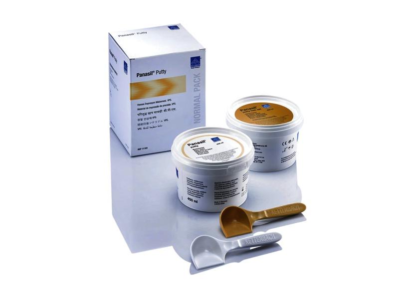Panasil putty Regular Set - Optident - Specialist Dental