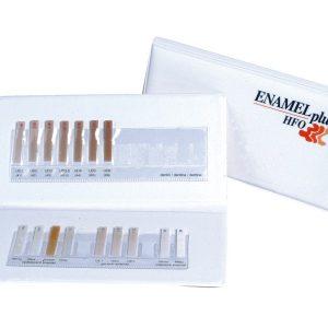 ENAMEL PLUS HFO 15 Colour Shade Guide - Optident Ltd
