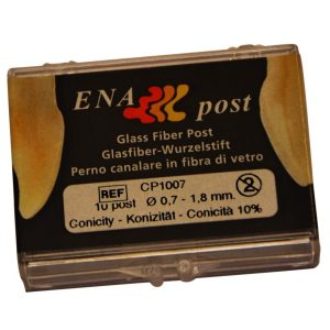 Ena Post 10% 0.7-1.8mm - Optident Ltd