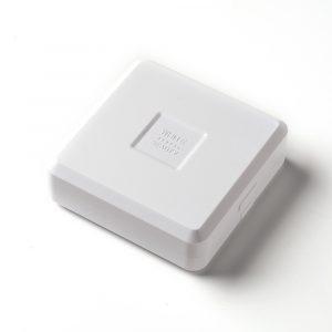 White Dental Beauty Tray Cases 20 pack - Optident Ltd
