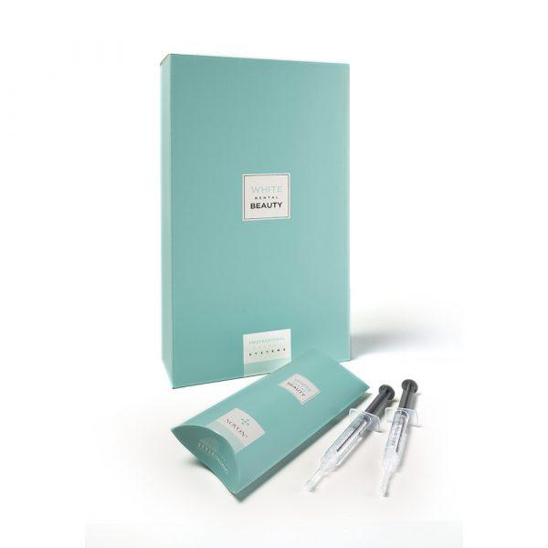 White Dental Beauty 10% 20 x 3ML Teeth Whitening Refill Kit - Optident