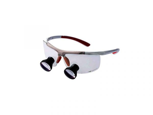 Galilean Loupes with Techne Frame - Optident Ltd