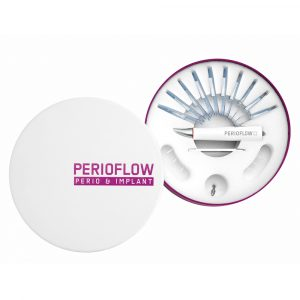 PERIOFLOW Application with PI - Optident Ltd