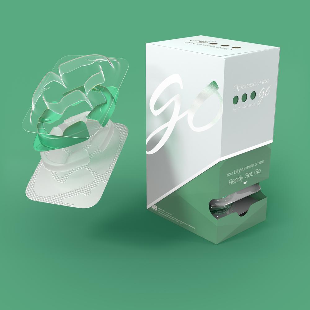Opalescence Go 6 Mint 6pk Patient Kit Optident